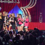 JR. MIDGET CHEERLEADERS PLACE 5TH IN NATION