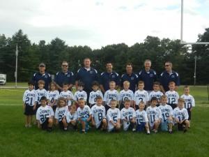 2012 Flag_Football_Team_Pic