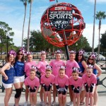 2012 Jr Midget Cheer at Disney